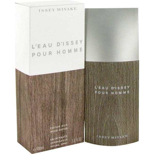 L'eau D'issey Fleur De Bois (limited Wood Edition) Cologne