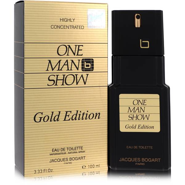 One Man Show Gold Cologne