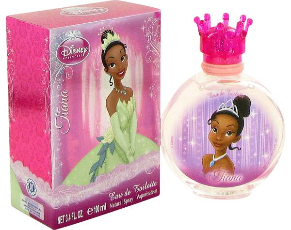 Princess & The Frog Tiana Perfume
