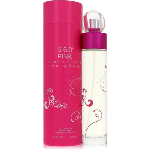Perry Ellis 360 Pink Perfume