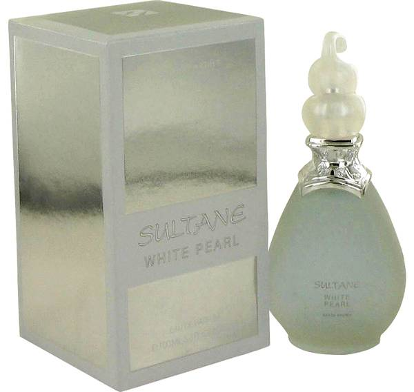 Sultane White Pearl Perfume