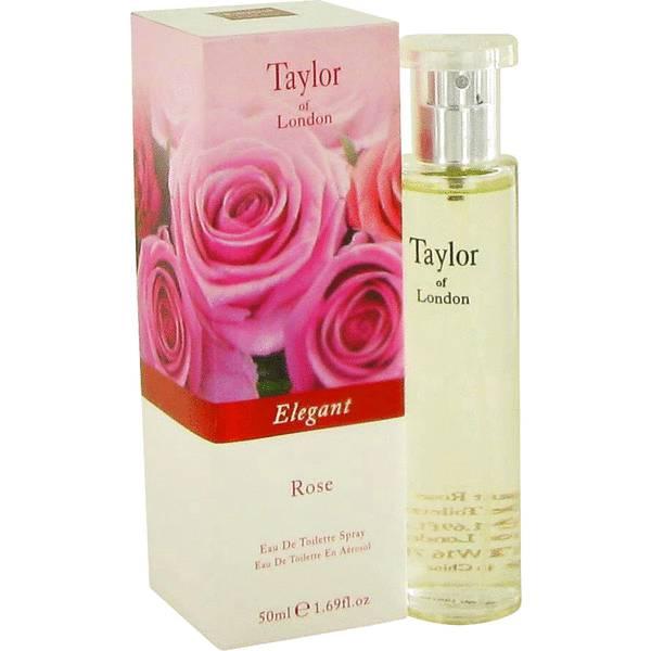 Elegant Rose Perfume