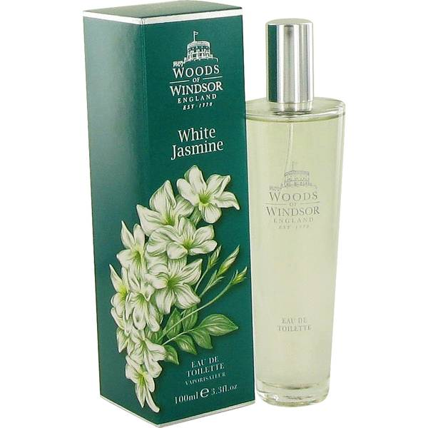 White jasmine perfume for women by woods of windsor for Long lasting home fragrance