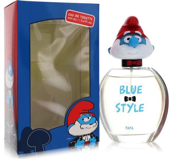 The Smurfs Cologne