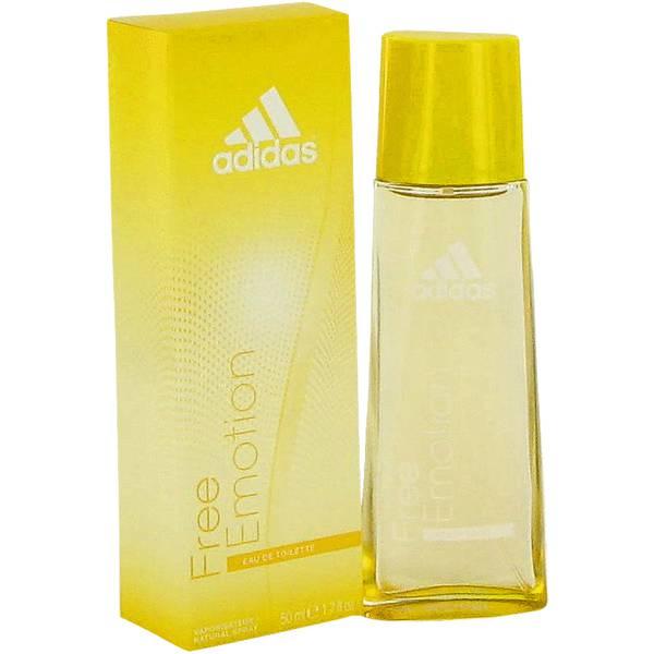 Adidas Free Emotion Perfume