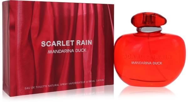 Scarlet rain perfume for women by mandarina duck for Mandarina duck perfume