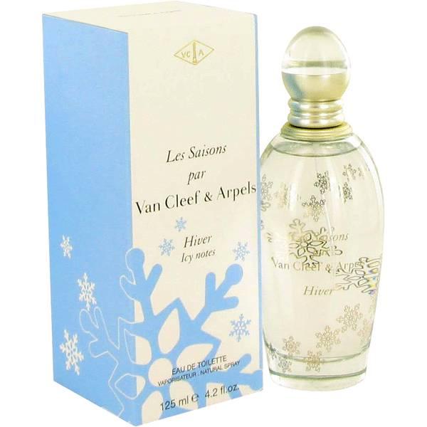 Les Saisons Par Van Cleef Hiver Perfume
