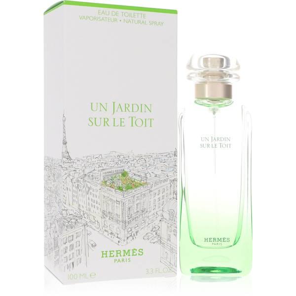 un jardin sur le toit perfume for women by hermes