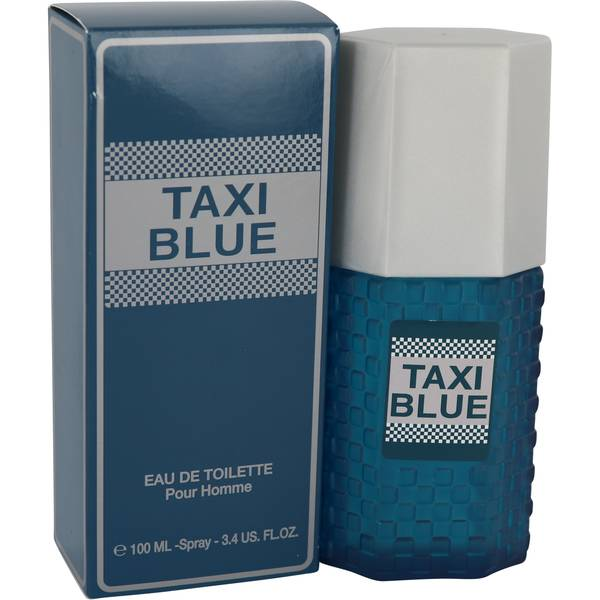 Taxi Blue Cologne