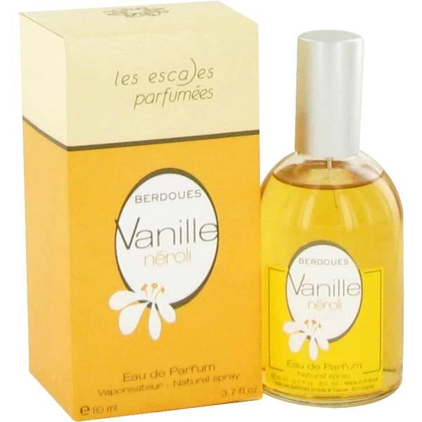 Berdoues Vanille Neroli Perfume