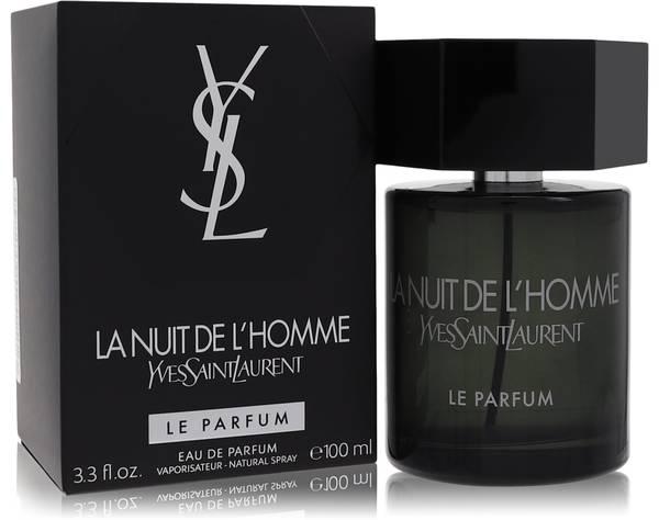 La Nuit De L'homme Le Parfum Cologne