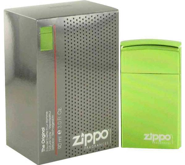 Zippo Green Cologne