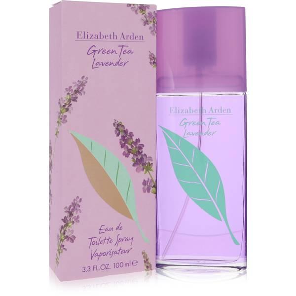 Green Tea Lavender Perfume
