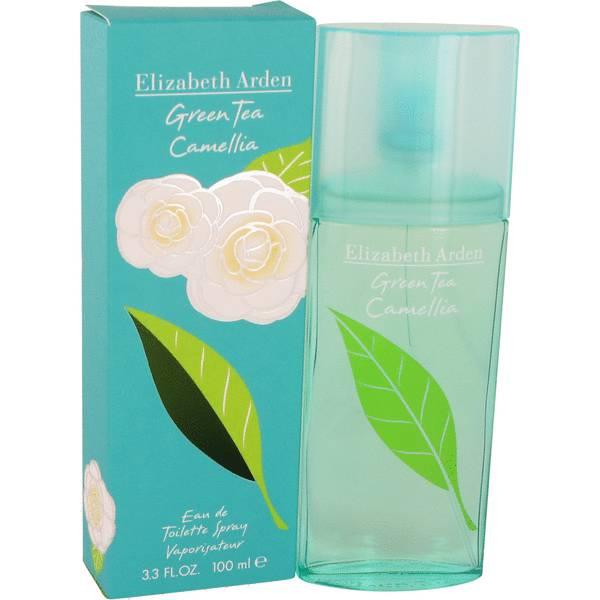 Green Tea Camellia Perfume