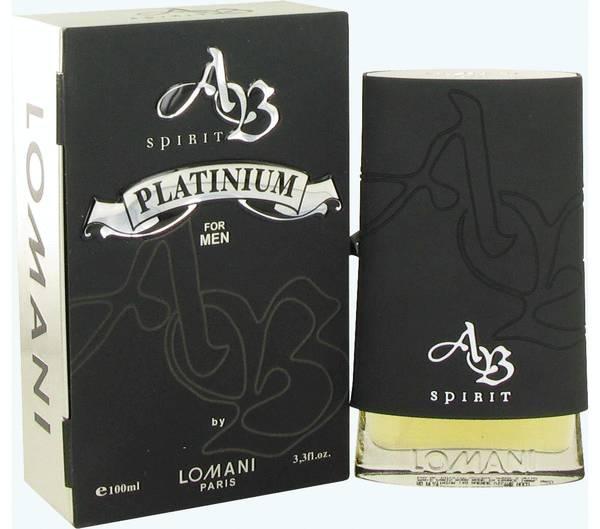 Ab Spirit Platinum Cologne