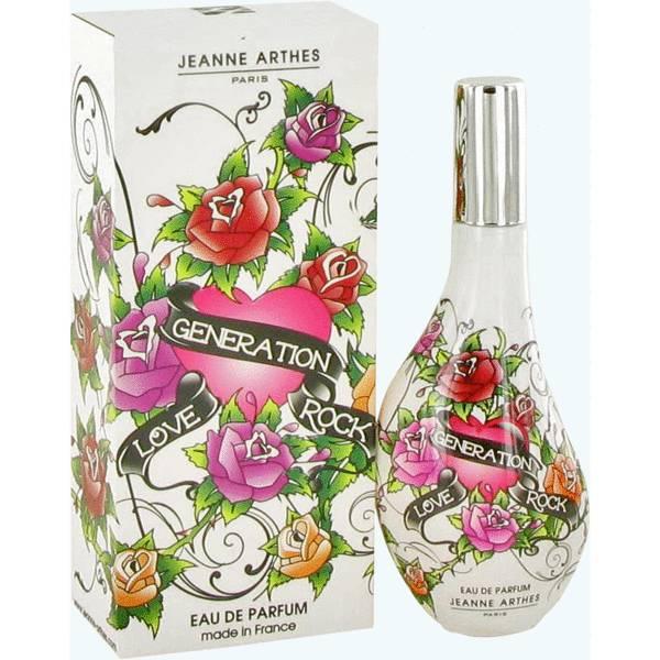 Love Generation Rock Perfume