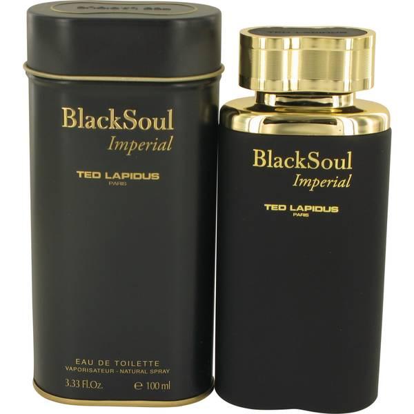 Black Soul Imperial Cologne