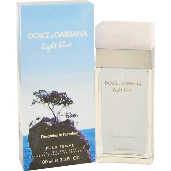 Light Blue Dreaming In Portofino Perfume