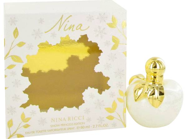 Nina Snow Princess Perfume