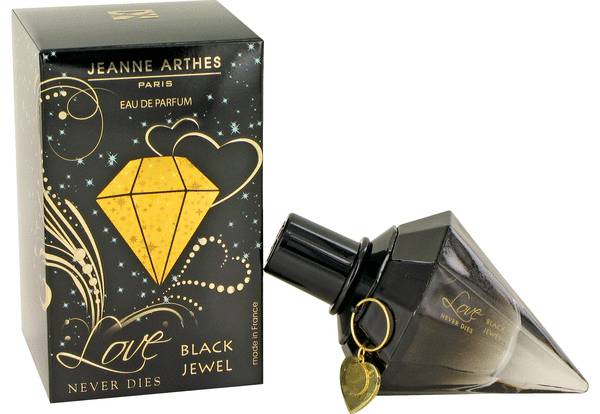 Love Never Dies Black Jewel Perfume
