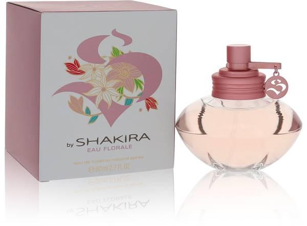 Shakira S Eau Florale Perfume