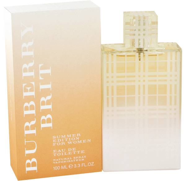 Burberry Brit Summer Perfume