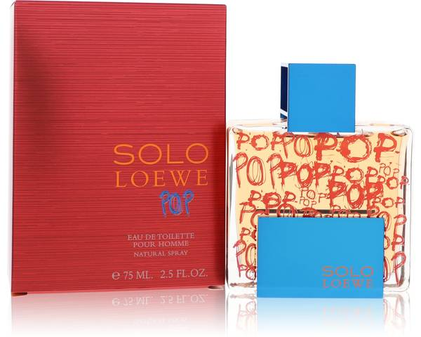 Solo Loewe Pop Cologne