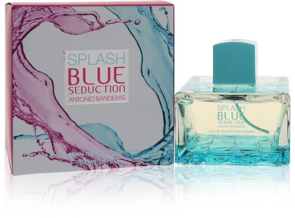 Splash Blue Seduction Perfume