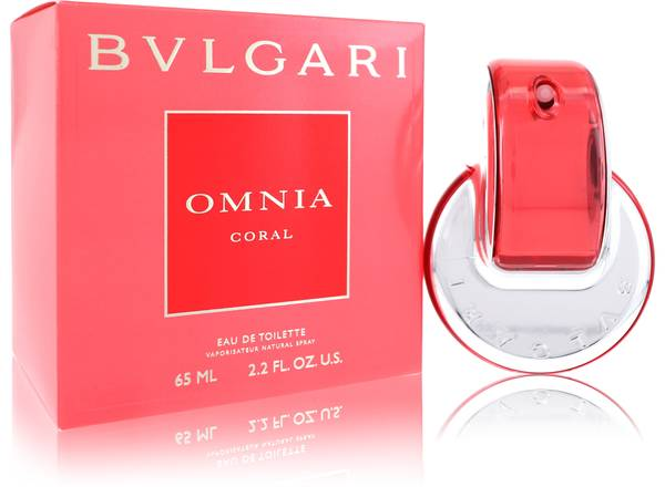 Omnia Coral Perfume