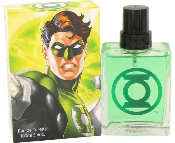 Green Lantern Cologne