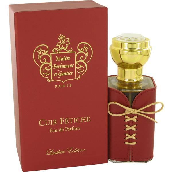 Cuir Fetiche Perfume