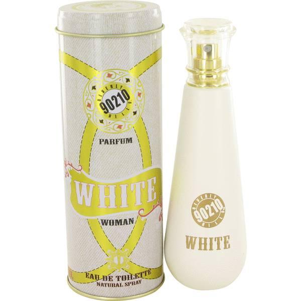 90210 Metal Jeans White Perfume