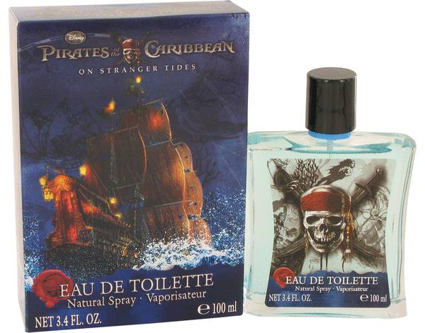 Pirates Of The Caribbean Cologne