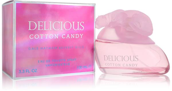 Delicious Cotton Candy Perfume