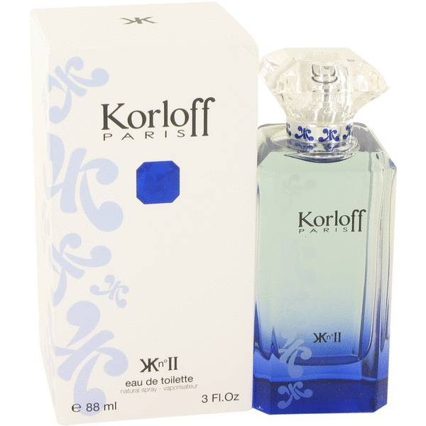 Korloff Paris Blue Perfume