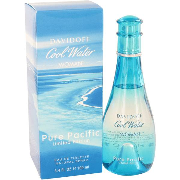 Cool Water Pure Pacific Perfume