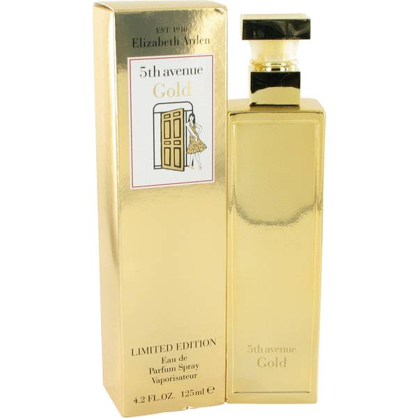 5th Avenue Gold Perfume