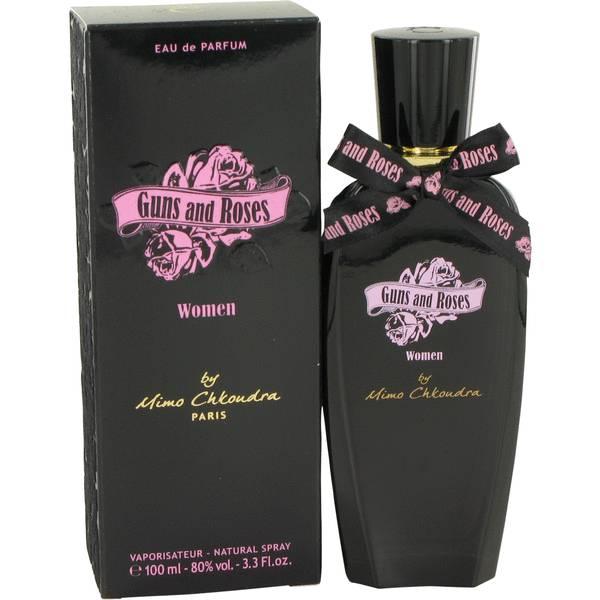 Guns And Roses Perfume