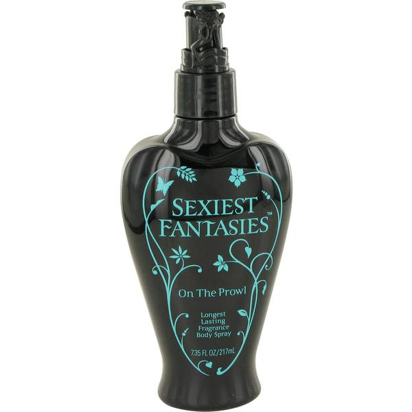 Sexiest Fantasies On The Prowl Perfume
