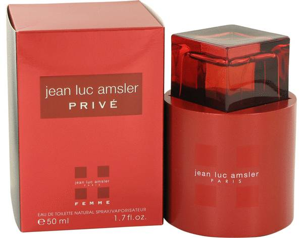 Jean Luc Amsler Prive Perfume