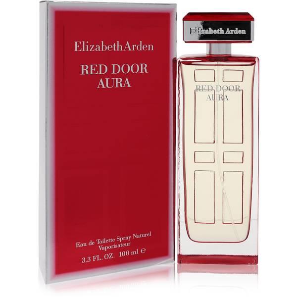 Red Door Aura Perfume for Women by Elizabeth Arden