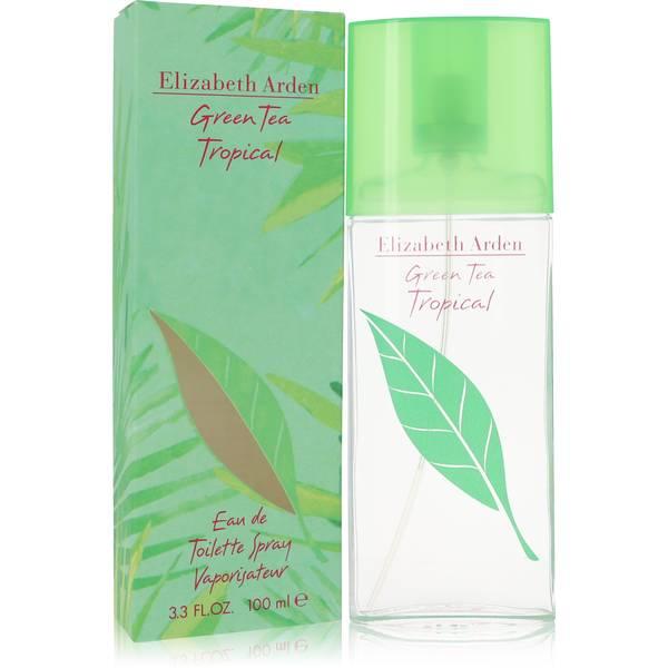 Green Tea Tropical Perfume