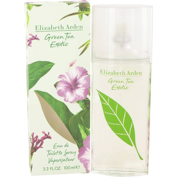 Green Tea Exotic Perfume