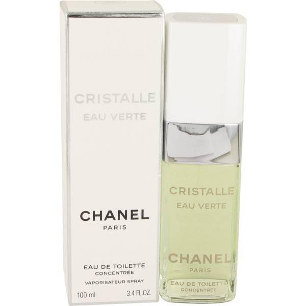 Cristalle Eau Verte Perfume