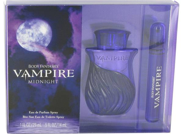Body Fantasies Vampire Midnight Perfume