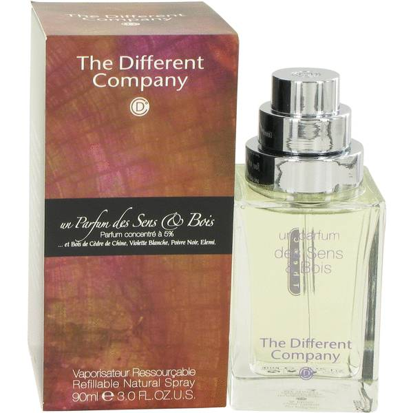 Un Parfum Des Sens Et Bois Perfume