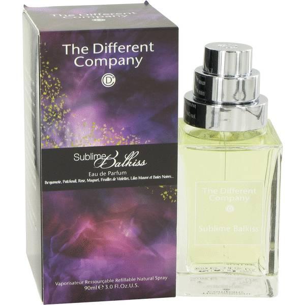 Sublime Balkiss Perfume