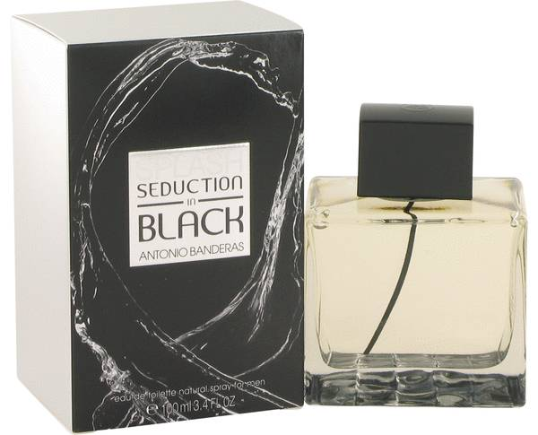 Seduction In Black Splash Cologne