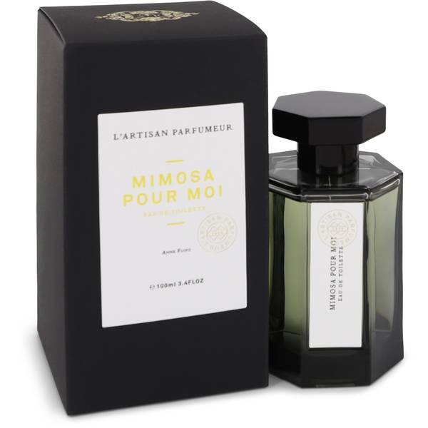 Mimosa Pour Moi Perfume