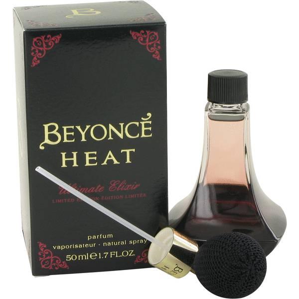 Beyonce Heat Ultimate Elixir Perfume